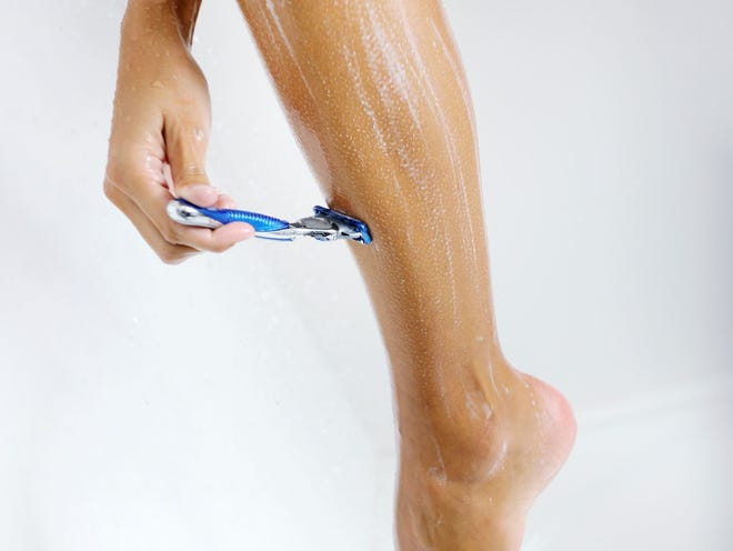 Ladies, are you making mistakes while shaving in the shower?