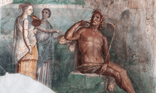 """The Oklahoma City Museum of Art will be the exclusive North American venue for the exhibition """"The Painters of Pompeii: Roman Frescoes from the National Archaeological Museum, Naples."""" [Image provided]"""