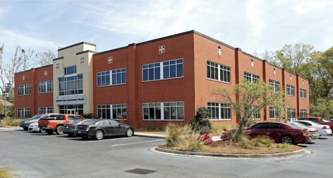 This building in Savannah, Georgia, is one of 42 federally leased properties purchased by Oklahoma City-based Tanenbaum Equity Partners. [PROVIDED]