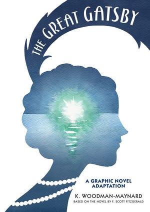 """""""The Great Gatsby: A Graphic Novel Adaptation,"""" by K. Woodman- Maynard. (Penguin Random House/TNS)"""