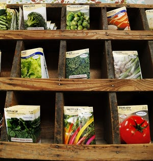 It's a good time to start deciding what seeds you want to plant. [The Oklahoman Archives]