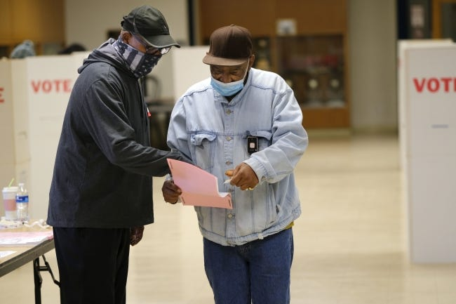 Oklahoma City residents will vote Feb. 9 on city council primaries in Wards 1, 3 and 4. Early in-person voting will be Feb. 4-5. [Doug Hoke/The Oklahoman]