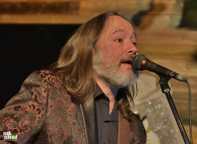 """Marco Tello's concert on Jan. 28 will be the first in a series of """"Virtual Barn"""" performances that will continue through April 22. [PHOTO PROVIDED]"""