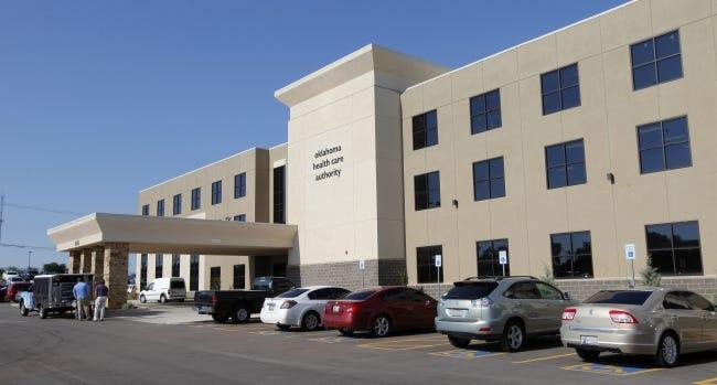 Oklahoma Health Care Authority, 4345 N Lincoln Blvd., in Oklahoma City Tuesday, Aug.12 , 2014. Photo by Paul B. Southerland, The Oklahoman