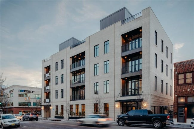 The Listing of the Week is at 701 N Hudson Ave., No. 100. [PHOTO PROVIDED]
