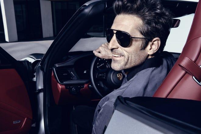 Porsche Design introduces Patrick Dempsey as new eyewear ambassador