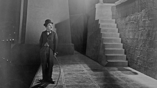 "Charlie Chaplin in ""City Lights"" [Photo provided]"
