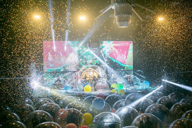 The Flaming Lips have added two more Space Bubble concerts in their hometown of Oklahoma City. [Alexa Ace photo]