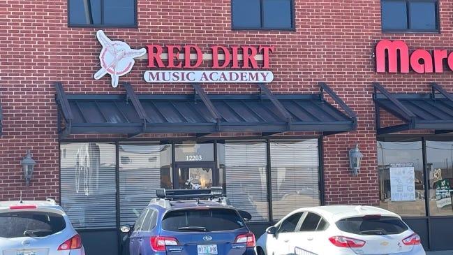 Red Dirt Music Academy, 12203 S Pennsylvania Ave. [PROVIDED/T. MARK McKEY-KELLER WILLIAMS COMMERCIAL]