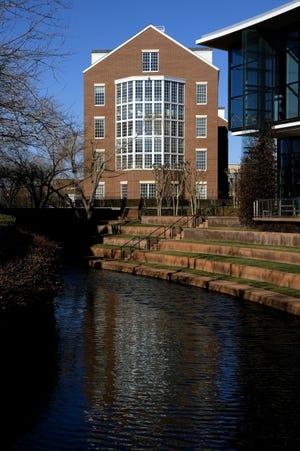 Chesapeake Energy's Oklahoma City campus. [Doug Hoke/The Oklahoman]
