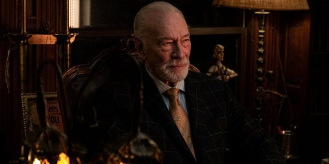 """Christopher Plummer stars in """"Knives Out."""" [Lionsgate photo]"""