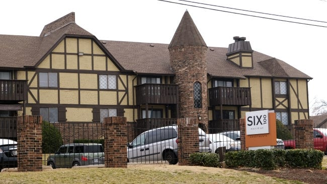 Pheasant Run and Villas of Pheasant Run apartments, at 6100 and 6101 N Meridian, sold last year for a combined $16,500,000, said Mike Buhl, with Commercial Realty Resources Co. The complex name was changed to SIX 100 Meridian Apartments. [DOUG HOKE/THE OKLAHOMAN]