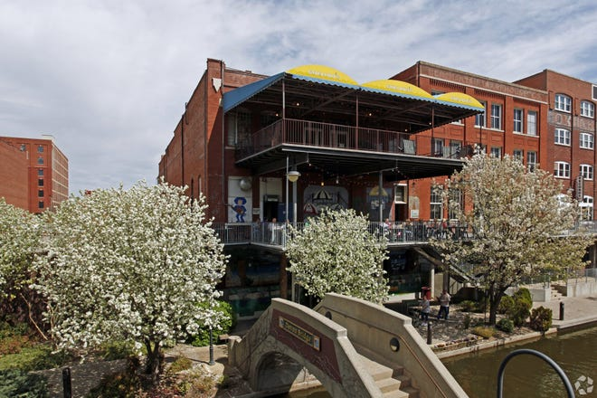 The former Chelino's Mexican Restaurant building, 15 E California in Bricktown, has been sold. [PROVIDED/PRICE EDWARDS & CO.]