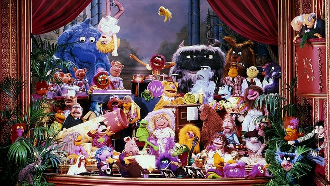 """""""The Muppet Show"""" is now streaming on Disney+. [Disney+ photo]"""