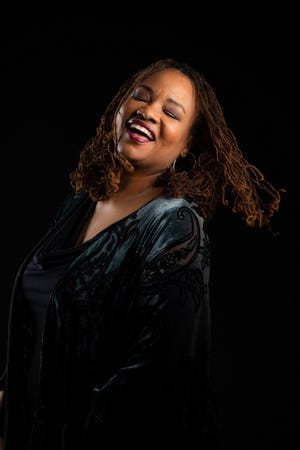 """Dallas-based performer Denise Lee will present her new one-woman show, """"Denise Lee: Pressure Makes Diamonds,"""" as the opener for Lyric Theatre's 2021 season. [Photo provided]"""