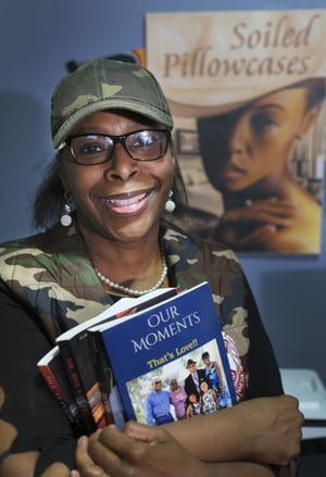 Author Crystal Perkins is the founder and CEO of Crystell Publications. [Doug Hoke/The Oklahoman]