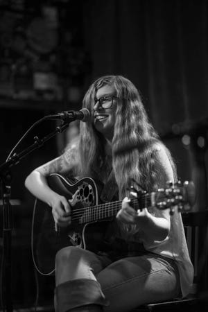 Rachel Lynch will present a Virtual Barn concert on Thursday. [PHOTO PROVIDED]