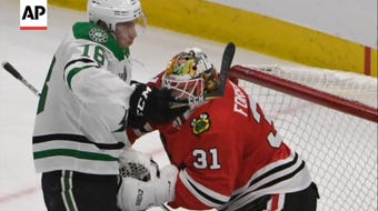 There has been an alarming increase in concussions among NHL goaltenders over the past couple of seasons. Fourteen different goalies missed a total of 276 games over that span with a concussion or head injury. (Sept. 5)