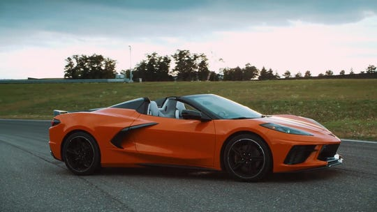 Flying Car Mode and other secrets of the 2020 Corvette Stingray