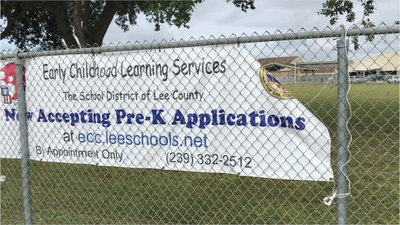 Initial plans for a pre-K to eighth-grade school in Estero reviewed by Lee school board 1