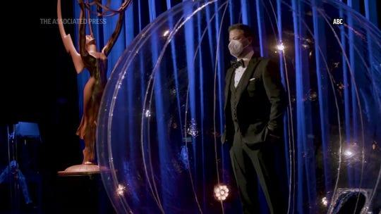 Maya Rudolph wins Emmy as Kamala Harris; Jason Bateman given Ron Cephas Jones' award