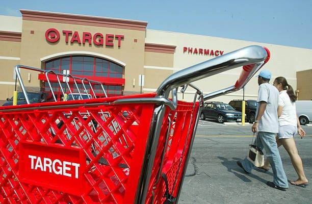 Target offering 10% off Nov. 1-11