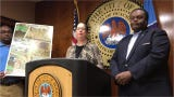 City Engineer Kim Golden discusses progress on Garrett Road interchange plans