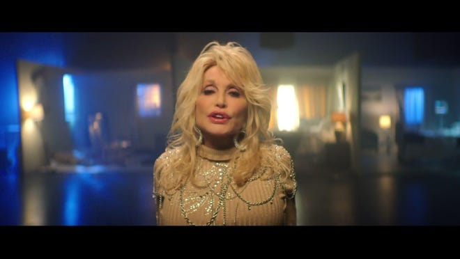 Dolly Parton Planning Faith Based Medley For Cmas