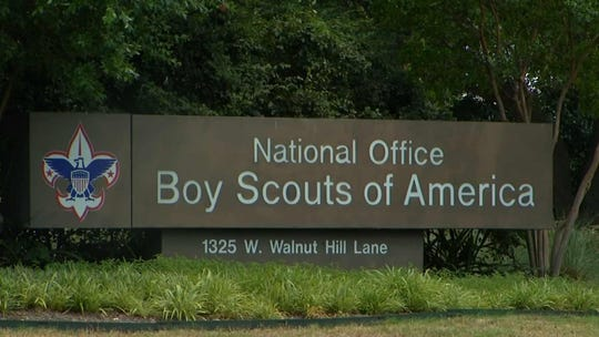 Did the Boy Scouts violate their own honor code by filing for Chapter 11 bankruptcy?