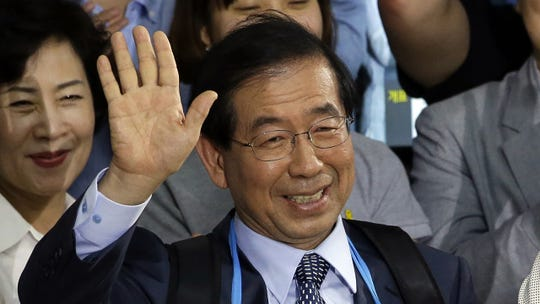 Seoul Mayor Park Won-soon found dead, left note saying 'sorry to all people'