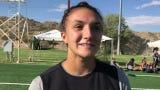 UTEP soccer's Nicole Pugsley talks about leadership