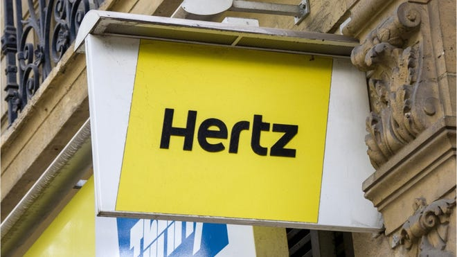 Hertz Bankruptcy Used Cars Marked Down In Sale As Part Of Chapter 11