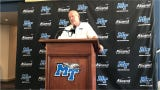MTSU football: Rick Stockstill week 6 press conference