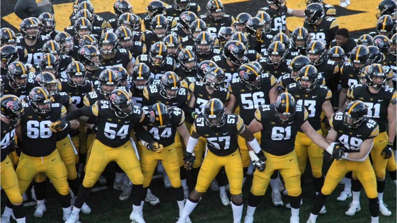 Iowa, Pennsylvania cities bet on Iowa football vs. Penn State game