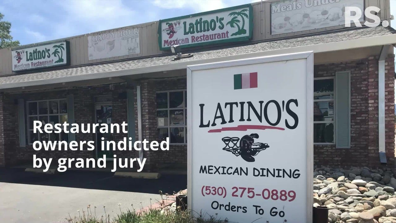 Shasta Lake Restaurant Owners Indicted Accused Of Harboring Guatemalan Immigrants For Labor