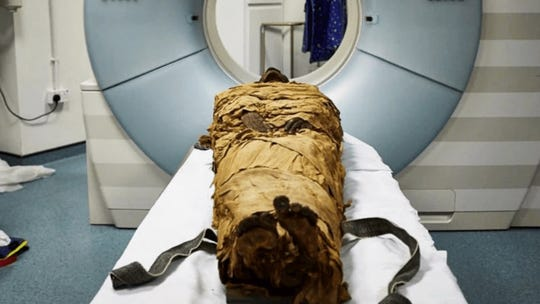 We can now hear the voice of a mummy 3,000 years after the Egyptian priest last spoke