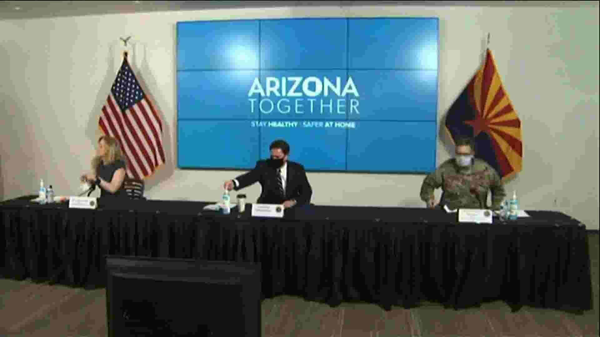 Arizona governor orders closures as virus surges thumbnail