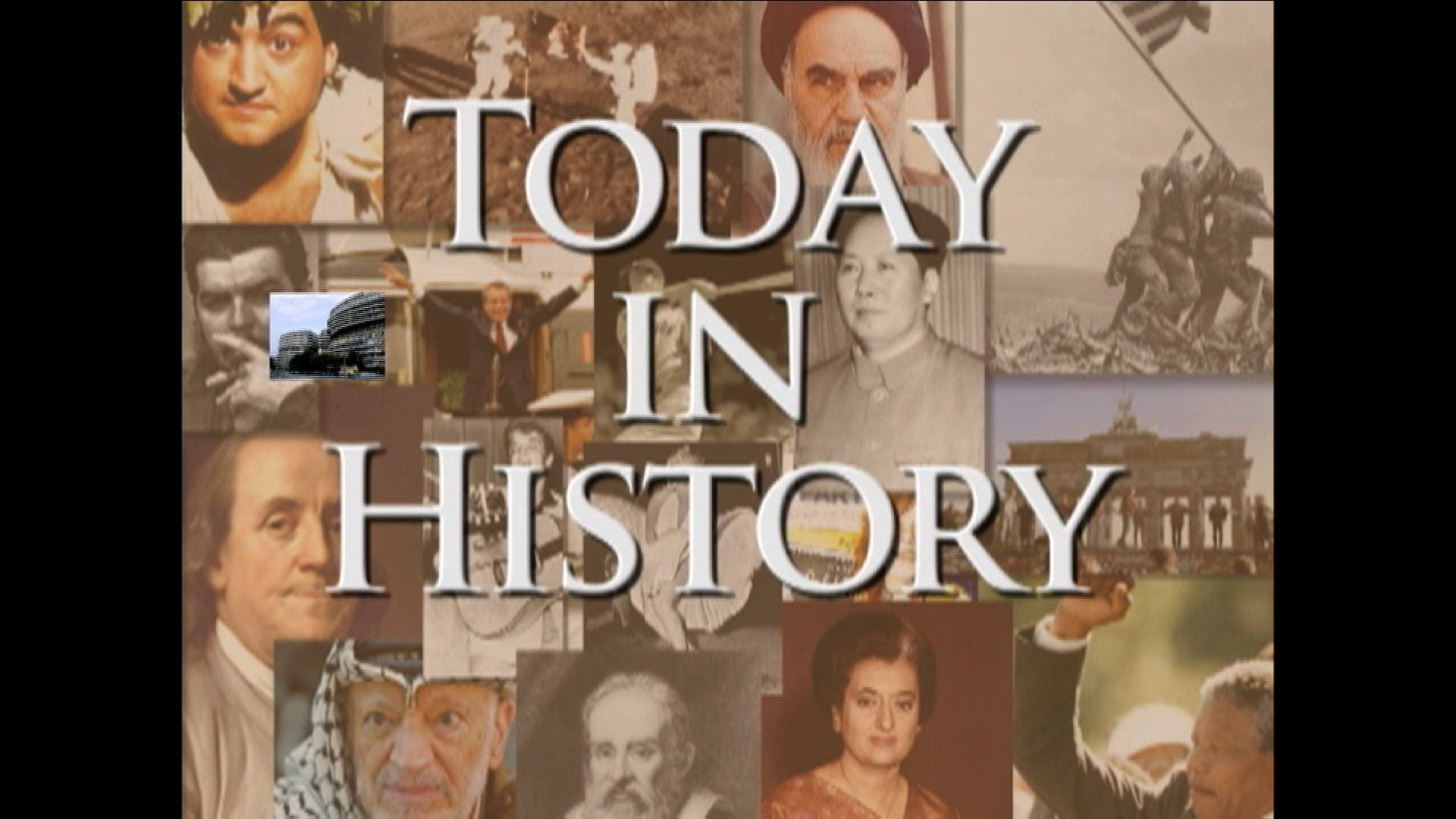 Today in History for June 17th