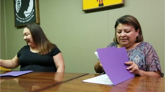 BeWellnm reps visited Alamogordo this week on their first stop through the state to boost health care enrollment