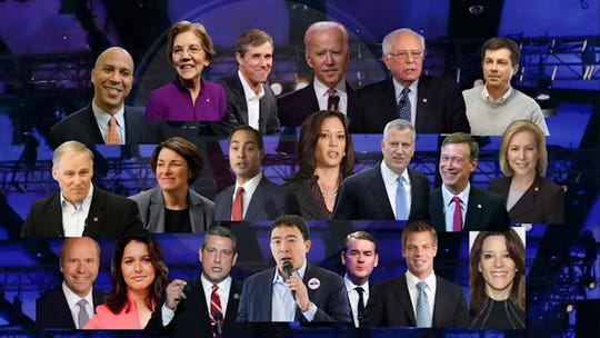 Democratic debates: Four hours. 20 candidates. And a race, defined.