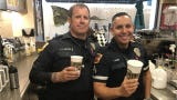 El Paso police are participating in Coffee with a Cop, a national campaign designed to break down barriers between police and the citizens they serve.