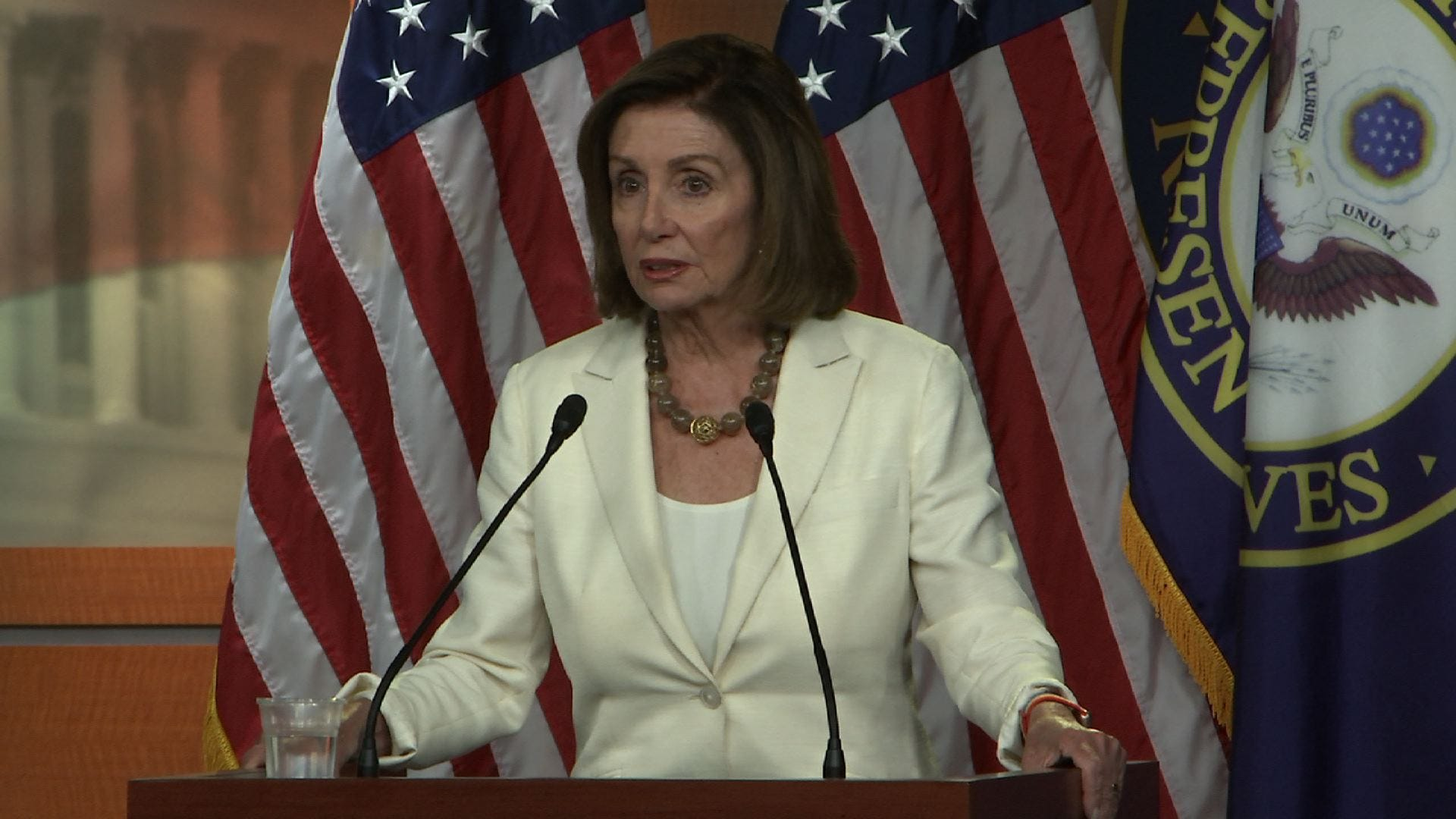 House leaders clash over looming immigration raids