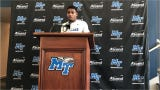 MTSU football: Week 6 players press conference