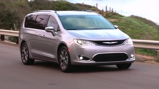 A new vehicle launch that's not an SUV? How the Chrysler Pacifica minivan hopes to win over sport-utility fans