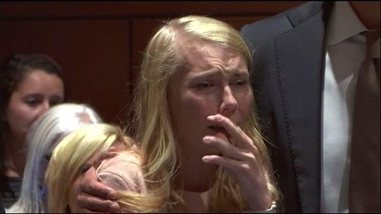 Mother accused of killing newborn sentenced to time served, gets to go home