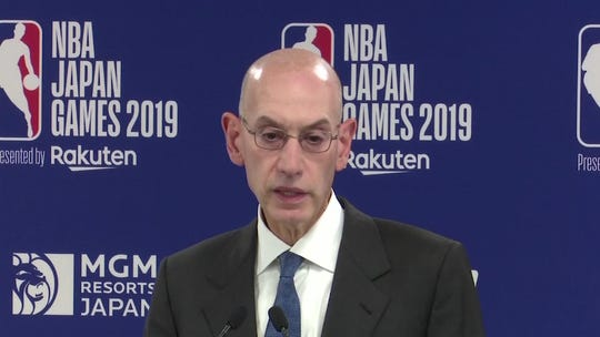 Opinion: NBA sold its soul to China over cash — all it cost was its moral high ground