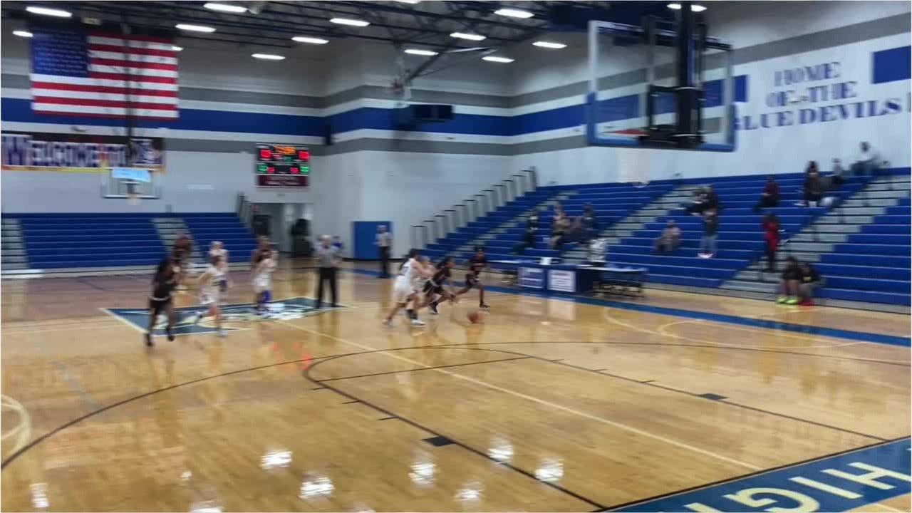 VIDEO: TSSAA high school girls basketball, Ensworth 67, Macon County 45