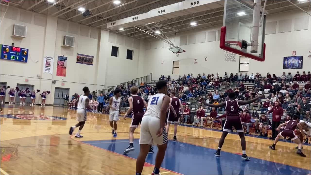 TSSAA Boys Basketball Highlights: Warren County 73, White County 65