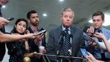 """Lindsey Graham does not approve of President Donald Trump's decision regarding a possible Turkish invasion. He said leaving their Kurdish allies in Syria to fend for themselves was a """"disaster"""" and a """"nightmare."""" According to Politico, he called the move a surrender to terrorist groups like ISIS. Graham said betraying the Kurds would force them to align with the Assad regime. He said doing this says that """"America is an unreliable ally"""" and compared Trump to Barack Obama."""
