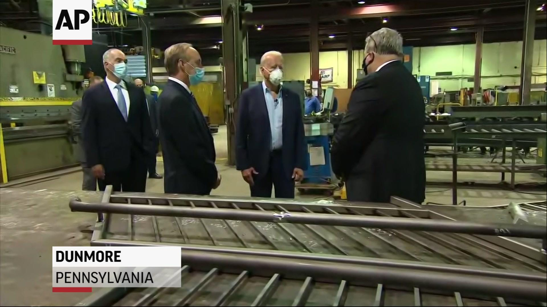 Covid disruptions, Trump Tariffs make U.S. manufacturers pine for home